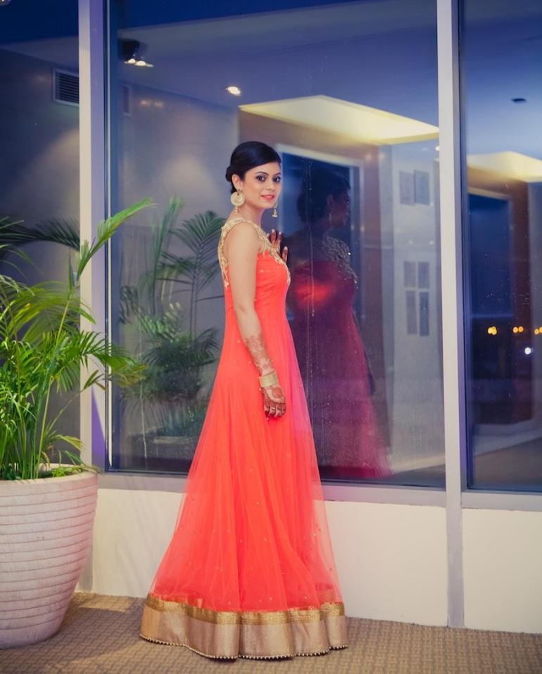 wedding wardrobe samvedna Monica Nidhi shahpur jat Mahima Bhatia photography 4