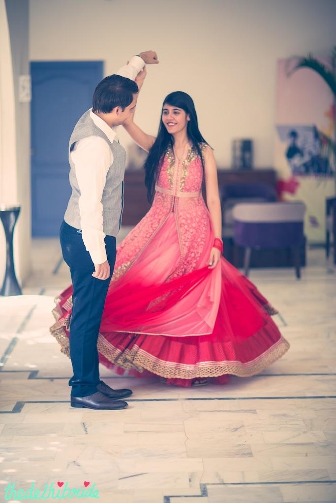 post wedding shoot Photo Tantra Zorba twirling lehenga