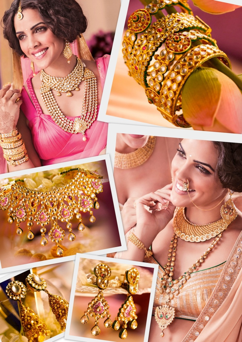 Are any of these Tanishq wedding jewellery sets on your wish list?