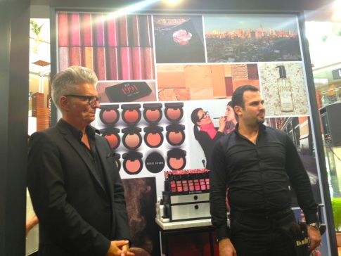 Bobbi Brown Master Class in Delhi 2013 1