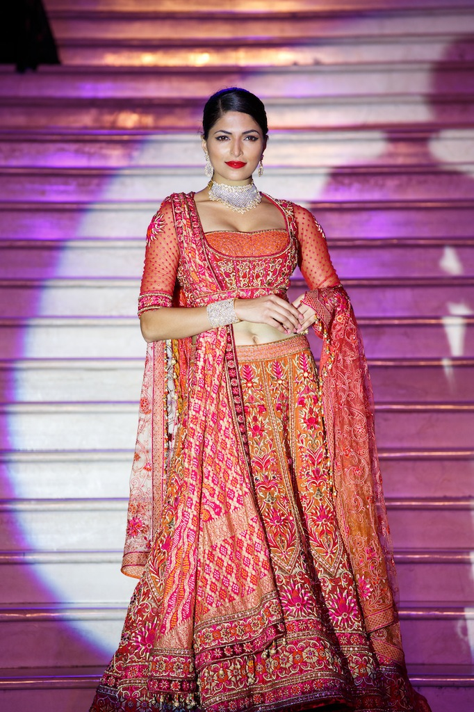 The showstopper lehenga by Tarun Tahiliani