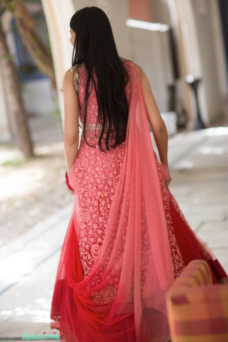 how to reduce cost of my lehenga back 2