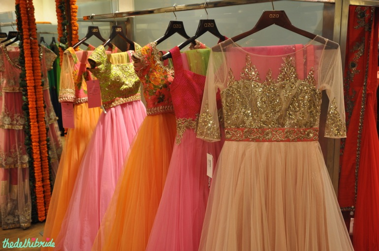 Anushree Reddy anarkalis
