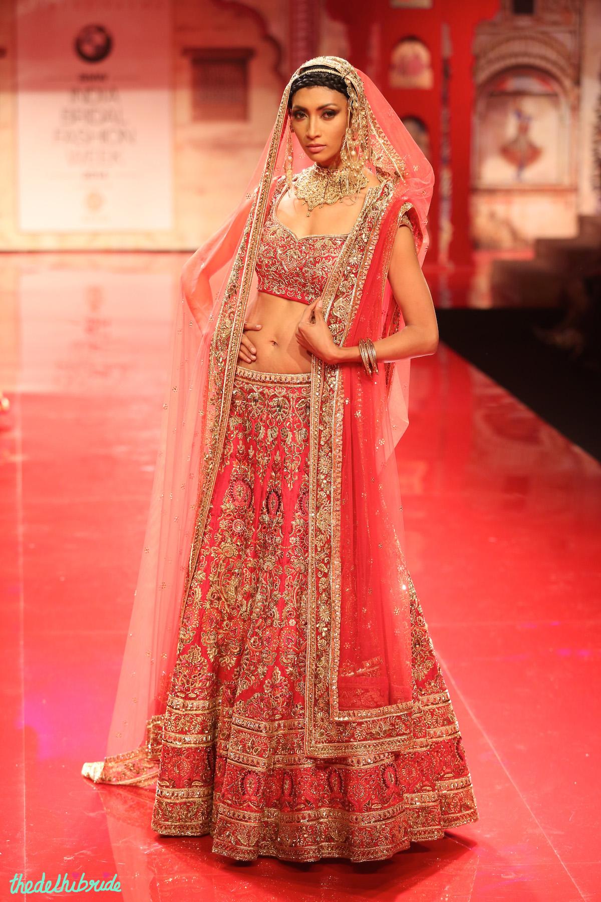 Suneet Varma At India Bridal Fashion Week 2014 An Indian Wedding Blog