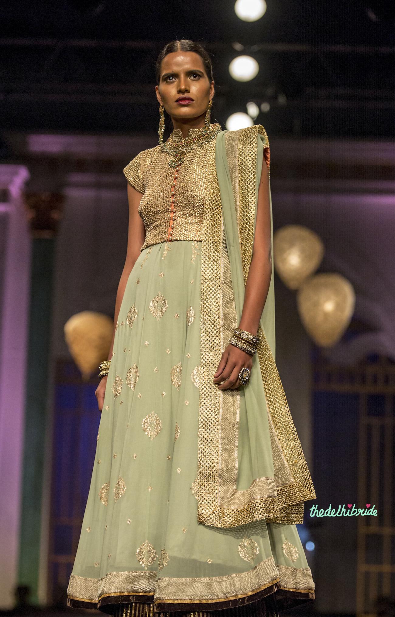 Meera Muzaffar Ali At India Bridal Fashion Week 2014 An Indian Wedding Blog