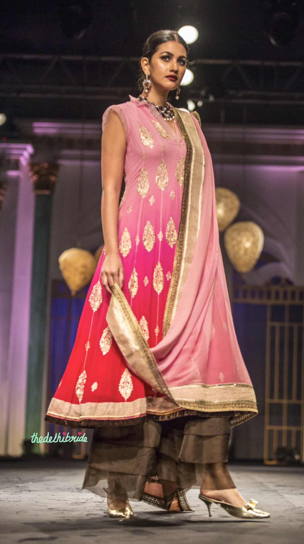Meera Amp Muzaffar Ali At India Bridal Fashion Week 2014