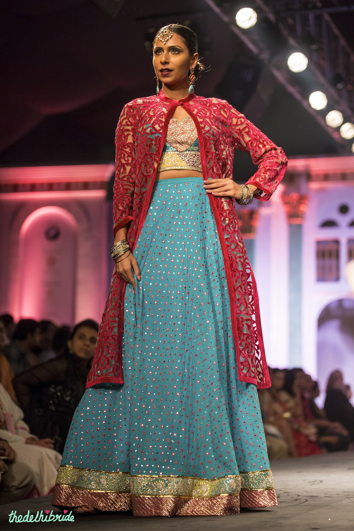 Meera & Muzaffar Ali at India Bridal Fashion Week 2014 – An Indian ...