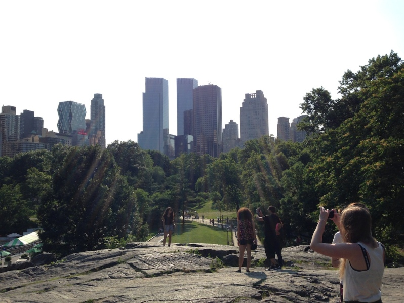 where to visit central park 1