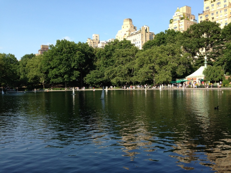 where to visit central park 3