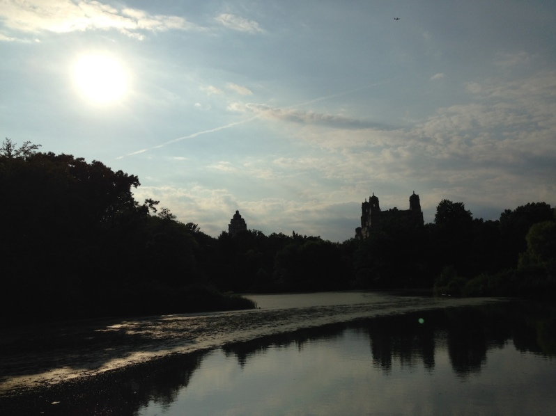 where to visit central park 5