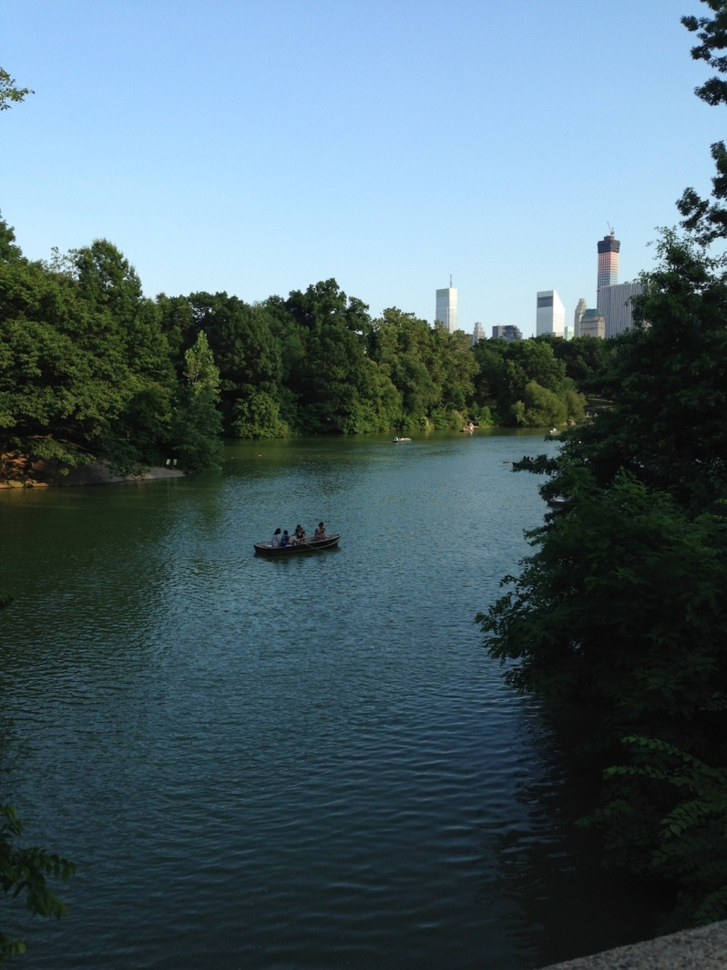 where to visit central park 7