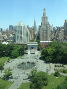 View from NYU Kimmel Centre