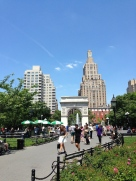 where to visit washington square park