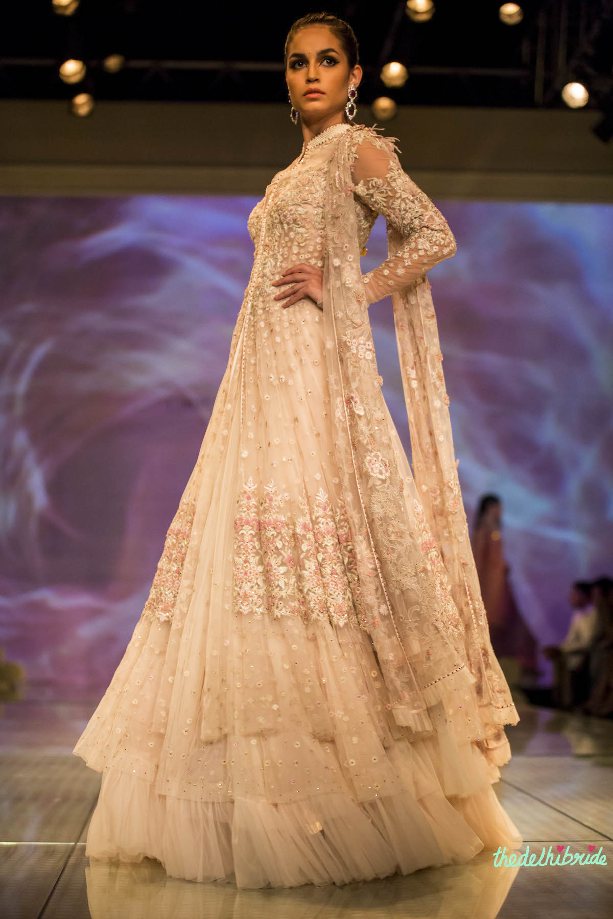 tarun tahiliani at india bridal fashion week 2014