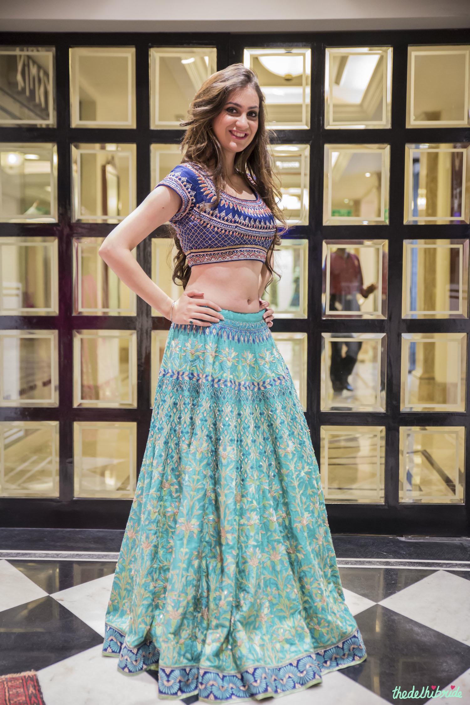 Trousseau Destination: Anita Dongre, Delhi – An Indian Wedding Blog