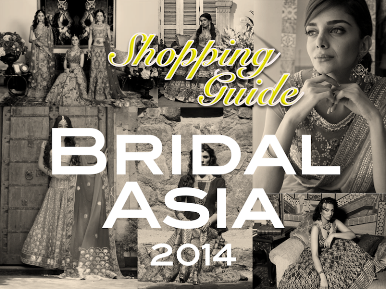 Shopping Guide to Bridal Asia 2014 wedding exhibition delhi 2