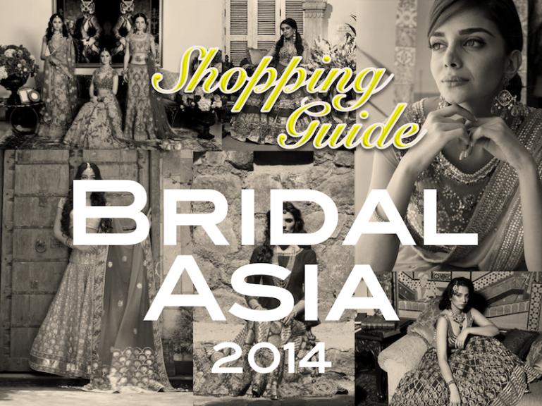 Shopping Guide to Bridal Asia 2014 wedding exhibition delhi 2