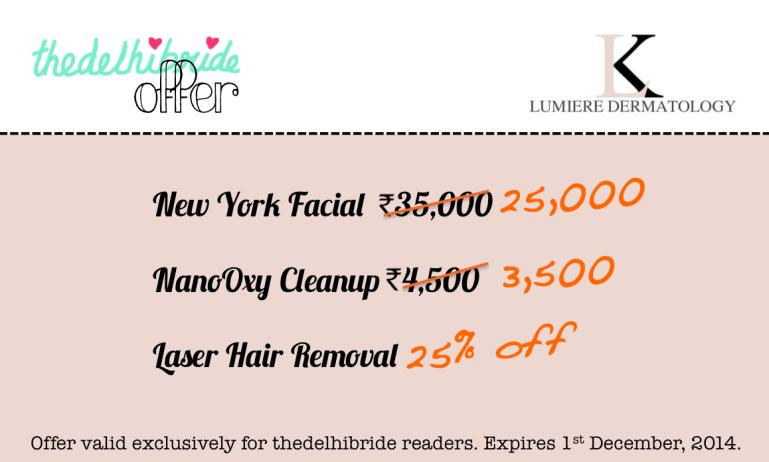 Beauty Review New York Facial At Lumiere Dermatology
