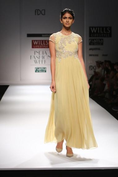 Manish Gupta for WIFW Spring Summer 2015