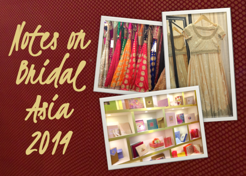 Notes on Bridal Asia 2014