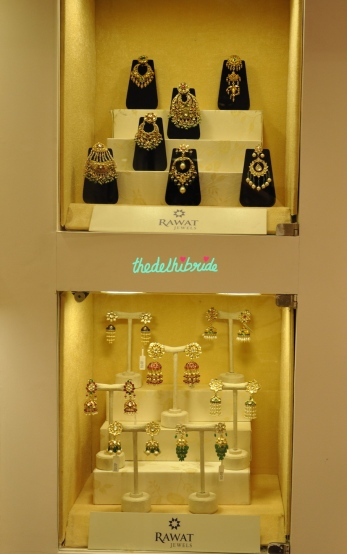 Chand balis and jhumkis by Rawat Jewels