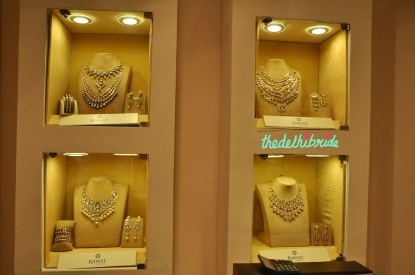 Polki bridal jewellery by Rawat Jewels