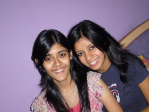 Karishma & I