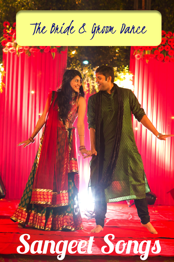 Sangeet Songs Bride & Groom Dance