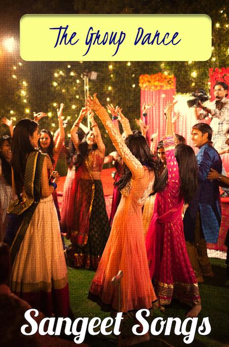 Sangeet Songs- Group Dance songs for 2015