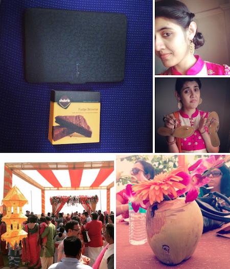 My Month in Instagrams! Jan 2015 wedding blog