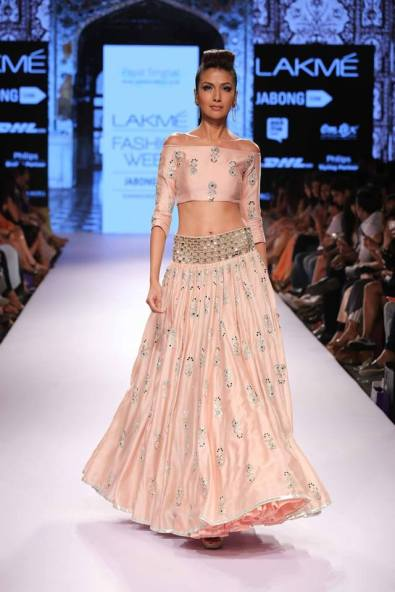 Or a lehenga that can also be worn as a maxi skirt?