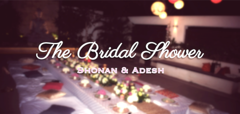 Of tea cakes, farm roses and 7 course meals The bridal shower in Mumbai Shonan & Adesh | thedelhibride Indian weddings blog