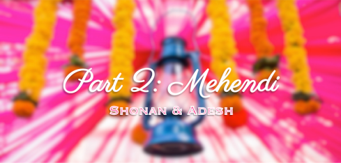 Part 2 Mehendi ethnic traditional and quirky decor by Creative Concepts in Mumbai Shonan & Adesh | thedelhibride Indian weddings blog