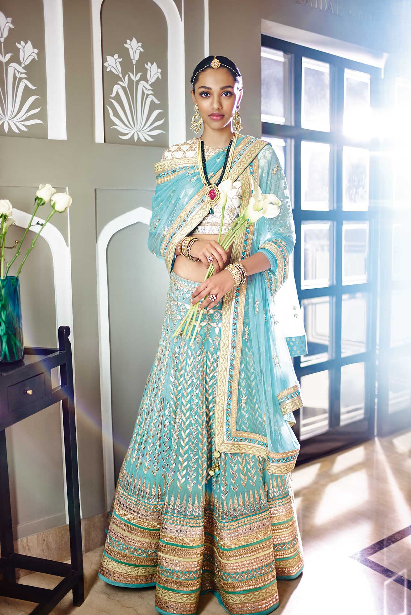Anita Dongre\'s Summer Bride 2015 – An Indian Wedding Blog