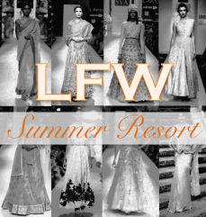 Lakme Fashion Week Summer Resort 2015 summer fashion