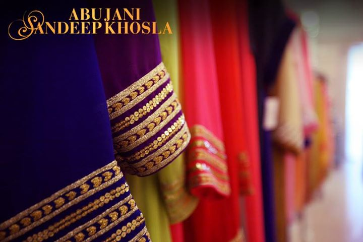 Abu Jani Sandeep Khosla 2015 new collection sneak peek