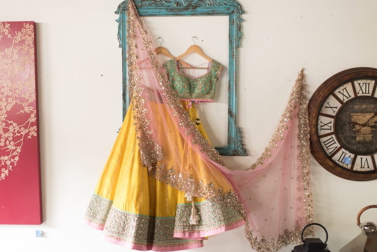 Anushree Reddy at Ensemble 4
