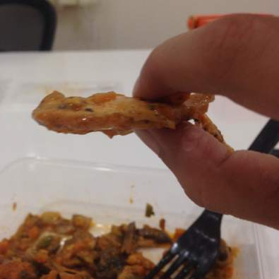 Day 3 Healthy chicken sheet in lasagna | Eatonomist review #FitwithTDB healthy food in Gurgaon