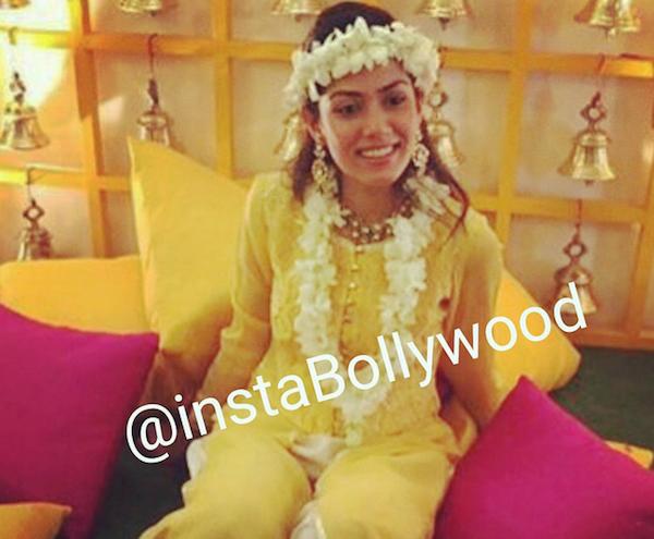 Kaleeray and Chooda ceremony Mira Rajput Shahid Kapoor wedding #ShahidKiShaadi