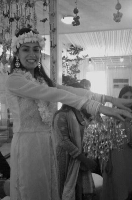 Mira Rajput kaleeray ceremony Shahid Kapoor wedding #ShahidKiShaadi