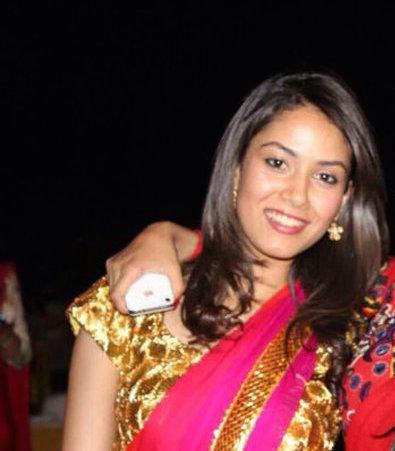 Mira Rajput picture - Shahid Kapoor and Mira Rajput's wedding - Miss Malini