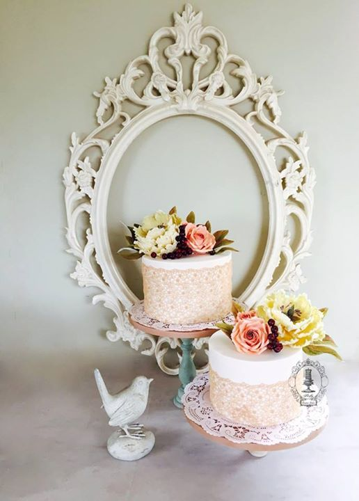Morning wedding ceremony cake Shahid Kapoor Mira Rajput wedding