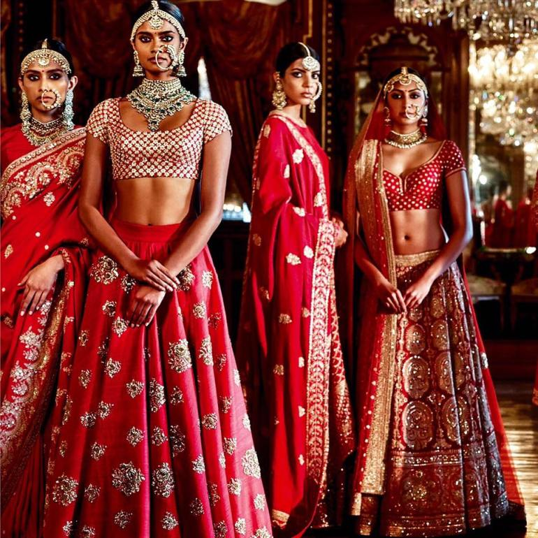 Sabyasachi Heritage Bridal fall winter wedding 2015 collection part 3