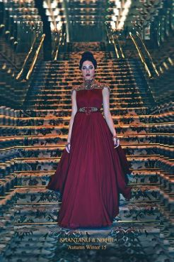 Shantanu & Nikhil Autumn/Winter 2015 - The Mahal