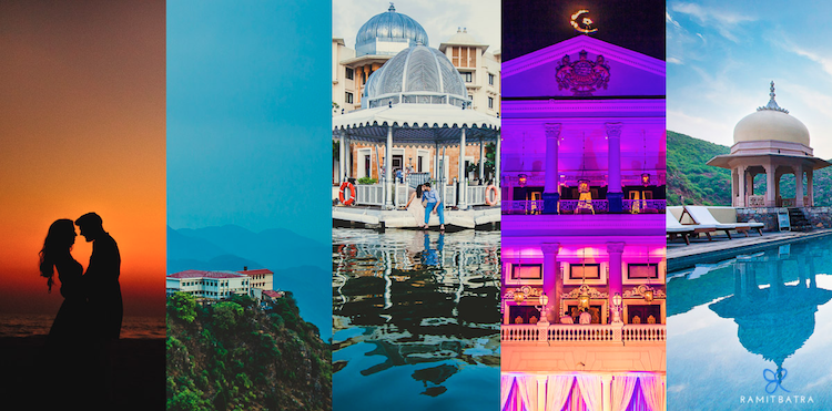 What are the best places in India for destination weddings - detailed guide with pros & cons of each city