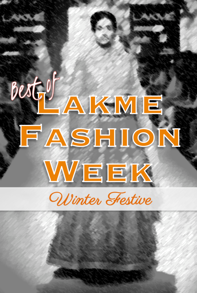 Best of lakme fashion week winter festive 2015 for brides