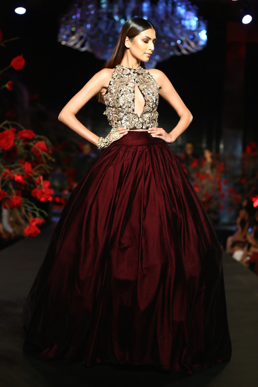 Bridal Picks from Manish Malhotra | Amazon India Couture Week 2015 ...