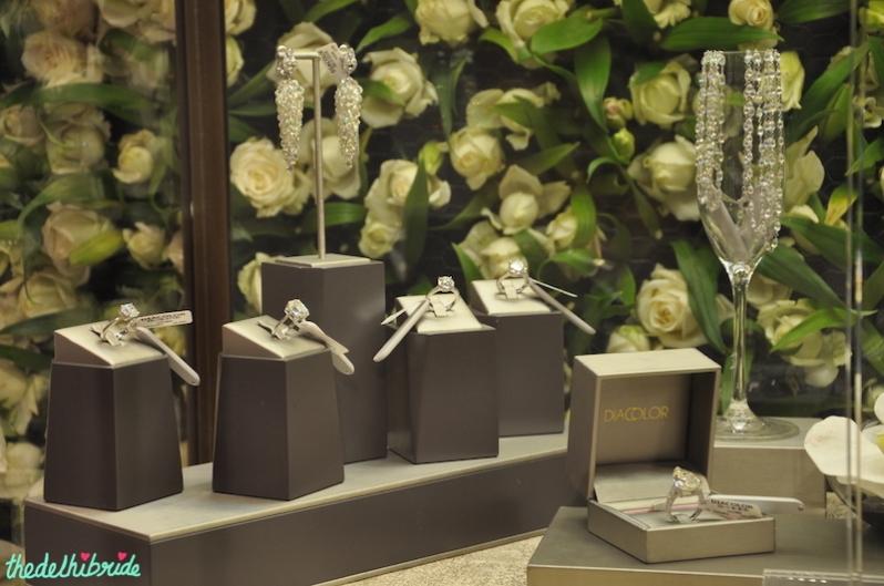 Diacolor - Diamond Ring Collection - Vogue Wedding Show 2015