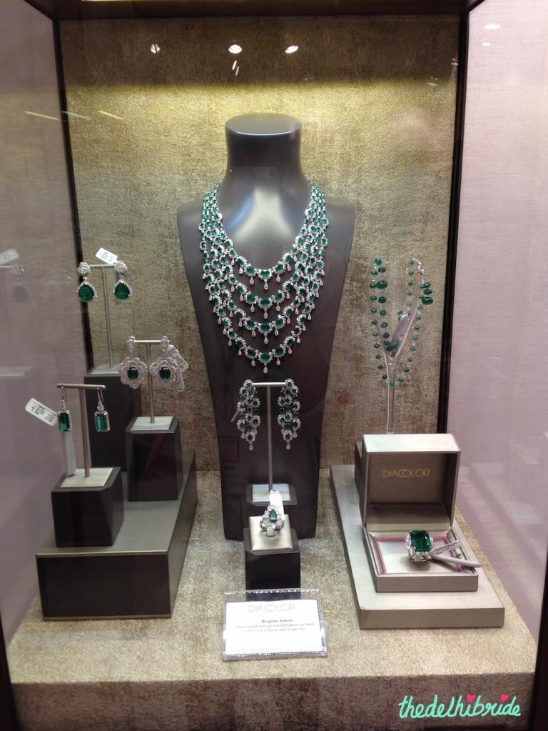 Diacolor - Emerald Diamond Collection - Vogue Wedding Show 2015