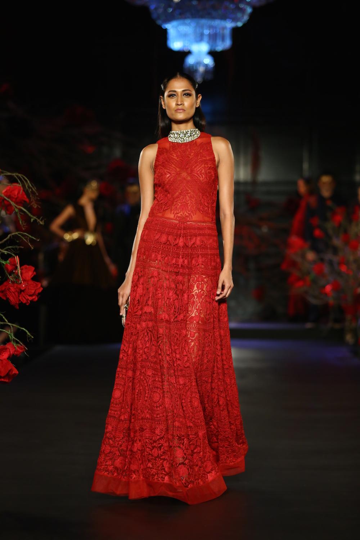 Red Wedding Dress Amazon 121